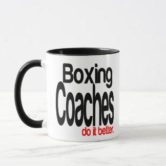Boxing Coaches Do It Better Mug