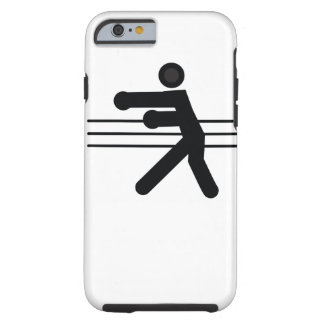 BOXING | cool sport icon Tough iPhone 6 Case