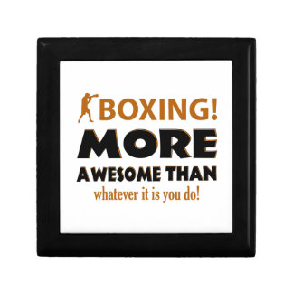 BOXING DESIGN GIFT BOX