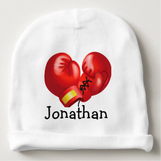 Boxing Design Infant Hat Baby Beanie