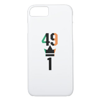 Boxing Fans Gift For Boxing Irish Mma Boxing Funny iPhone 8/7 Case
