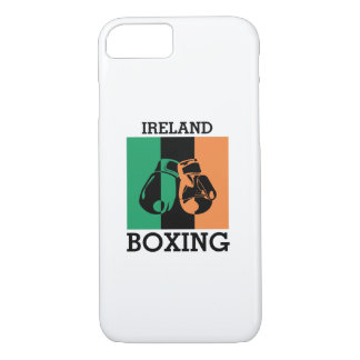 Boxing Fans Gift For Boxing Irish Mma Boxing iPhone 8/7 Case
