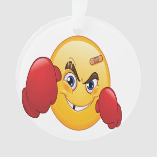 Boxing Fighter Sports Ornament