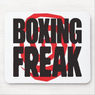 Boxing Freak Mousemats