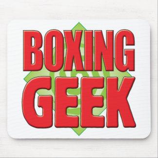 Boxing Geek v2 Mousepads