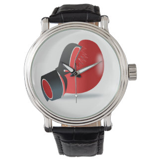 Boxing Glove Watch