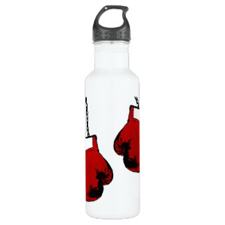 Boxing Gloves 710 Ml Water Bottle