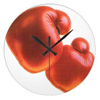 Boxing Gloves Clocks