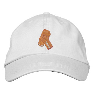 Boxing Gloves Embroidered Hats