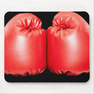 Boxing Gloves Mousepads