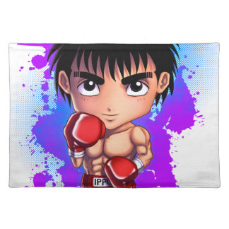 Boxing Guy Placemats