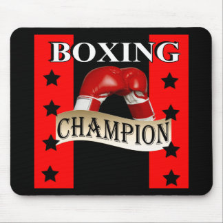 BOXING MOUSE PADS
