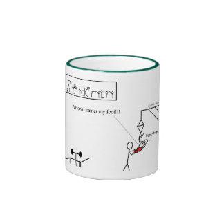 Boxing Mug... Ringer Mug