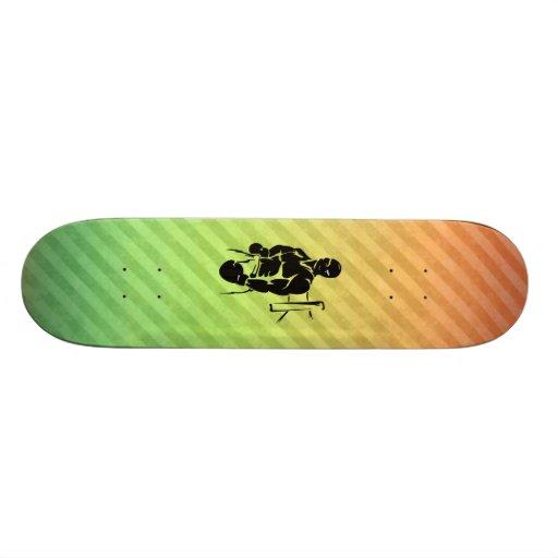 Boxing Skate Board