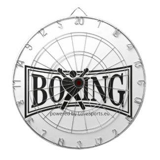 Boxing-style Dartboard