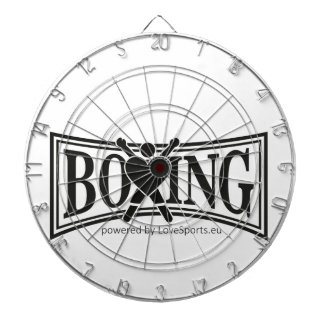Boxing-style Dartboards