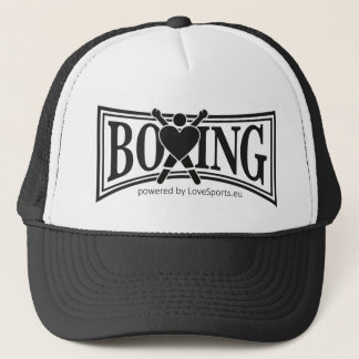Boxing.style Trucker Hat