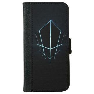 Boxy Blu iPhone 6 Wallet Case