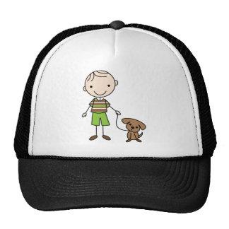 Boy and Dog Hats