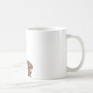 Boy and Dog Coffee Mugs