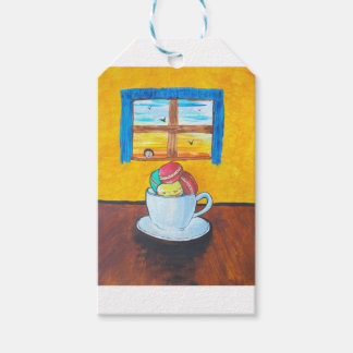 Boy and the Macaroons Gift Tags
