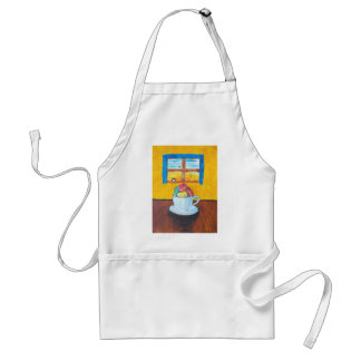 Boy and the Macaroons Standard Apron
