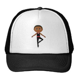 Boy Ballet Dancer Cap
