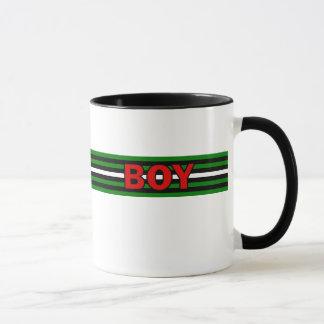 boy (boy Flag) Mug