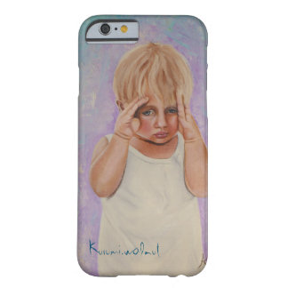 Boy children barely there iPhone 6 case