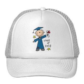 Boy Class of 2008 Mesh Hats