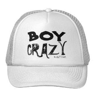 Boy Crazy hat