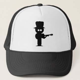 Boy Folk Singer Trucker Hat
