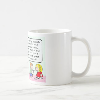 boy girl scouts join great resume coffee mugs