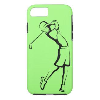 Boy Golfer iPhone 8/7 Case