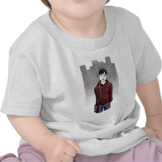boy listening music tee shirts