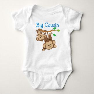 Boy Monkeys Big Cousin Tshirts