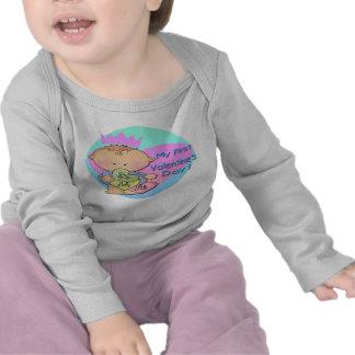 Boy My 1st Valentine's Day Infant Long Sleeve T-Sh T Shirts