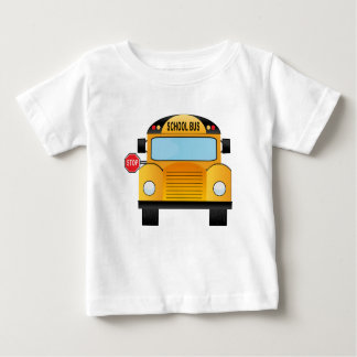Boy or Girl School Bus T-Shirt