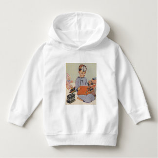 Boy playing Doctor  - Retro Hoodie