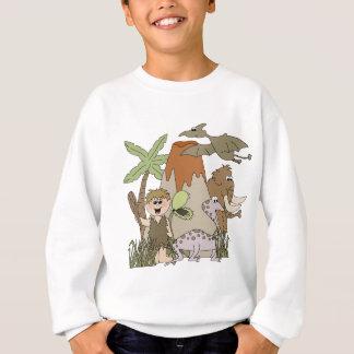 Boy Prehistoric Life Sweatshirt