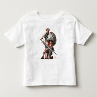 Boy Scout and Liberty Toddler T-Shirt