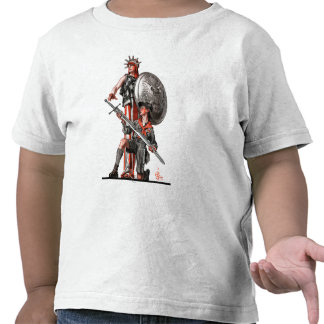 Boy Scout and Liberty T Shirt