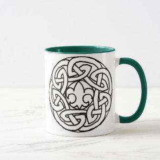 Boy Scout Knot mug (front)