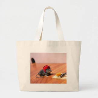 Boy Scout Mouse Tote Bags