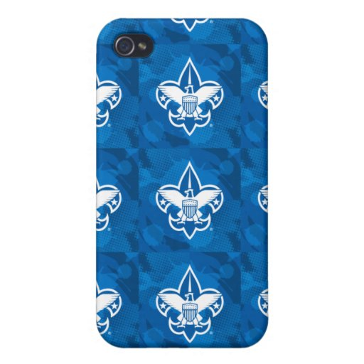 Boy Scouts Cell Phone Case iPhone 4/4S Cover