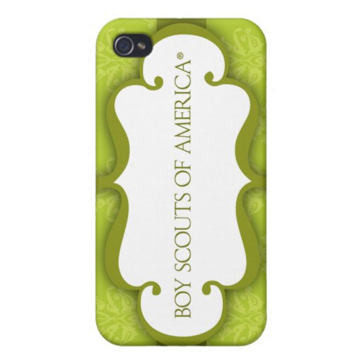 Boy Scouts of America Cell Phone Case for IPhone iPhone 4/4S Covers