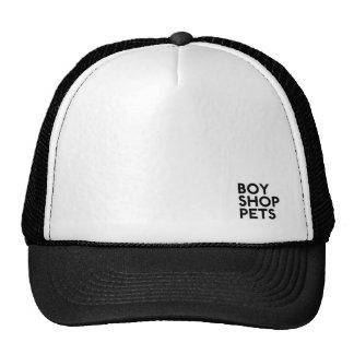 Boy Shop Pets Signature Hat