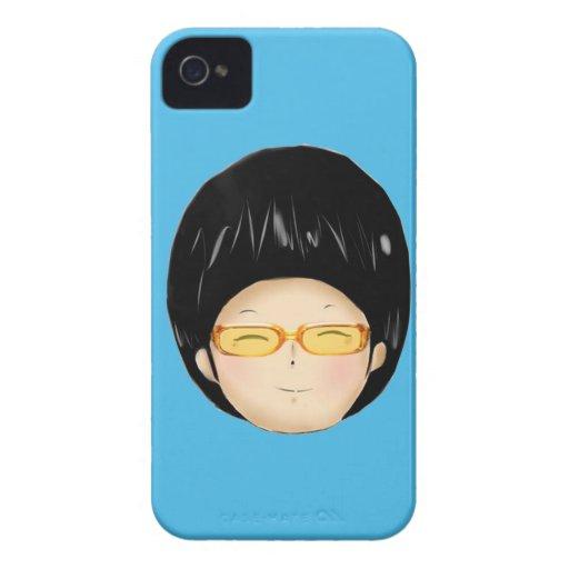 Boy sunglass iPhone 4 Case-Mate case