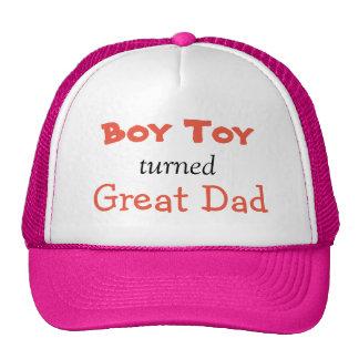 Boy toy dad hat