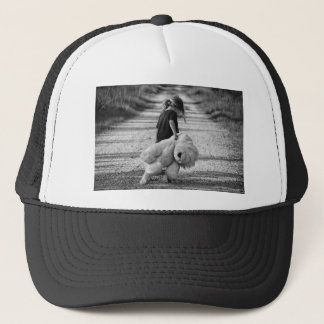 boy trucker hat